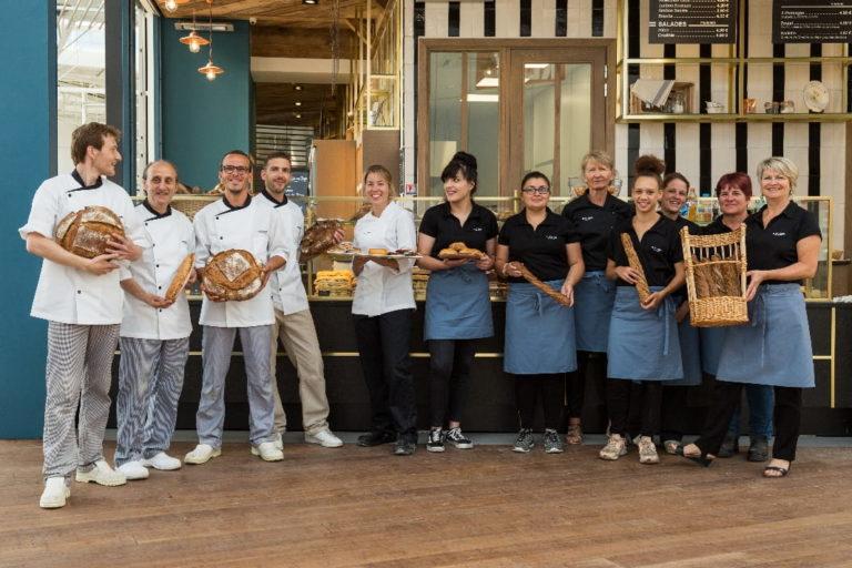 boulangerie Rennes tyvorn équipe